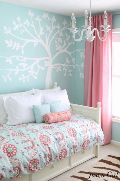 pink and mint green bedroom 49 best navy blue pink bedroom ideas images on pinterest 19454 | d1780b85498eed36e1400b6cee908cc1 girls bedroom mural mint bedroom decor