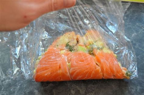 cuisiner des paupiettes 1000 idées sur le thème saumon farci sur crabe