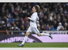 Luka Modric and Marcelo join Toni Kroos in Real Madrid
