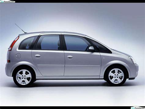 Car Opel Meriva 2003 06