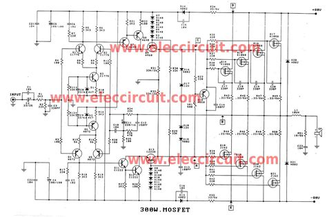 Mosfet Amplifier For Professionals