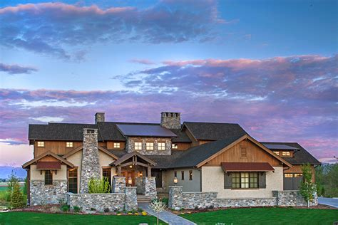 southwestern home plans 5 bedrm 7559 sq ft style house plan 161 1053