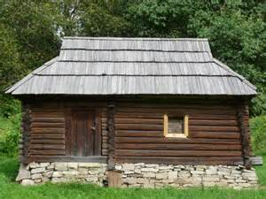 Small Wooden Cottage by Small Wooden Cabin 0060 Texturelib
