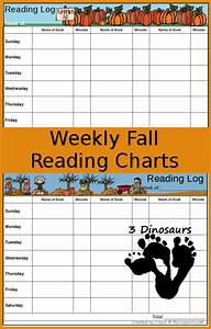 Books Of The Bible Chart Free Free Fall Weekly Reading Charts Free Homeschool Deals