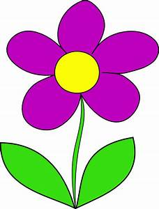 Small Spring Flowers Clip Art – Cliparts
