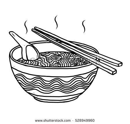 noodles bowl stock images royalty  images vectors