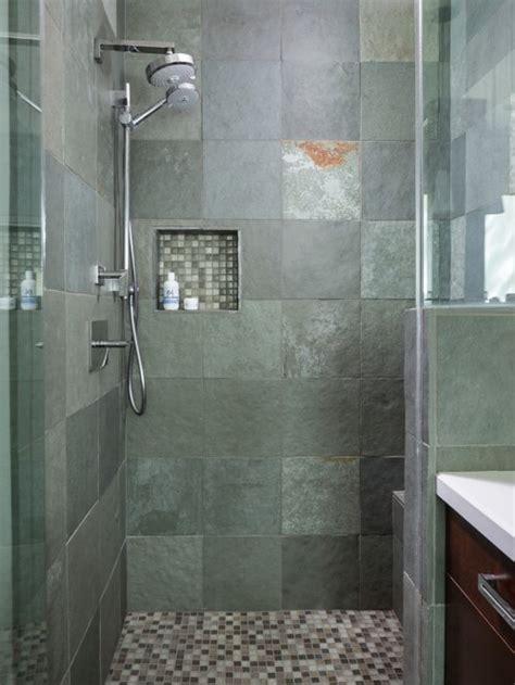 rustic tile shower design ideas remodel pictures