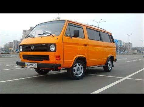 truecar vw transporter t3 youtube