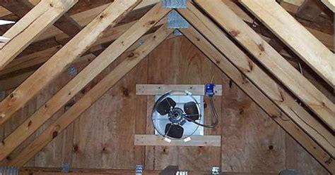 Bathroom Heat L Vs Fan by Why You Need Attic Ventilation In Arizona