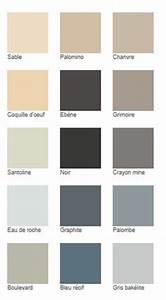 couleur peinture tendance deco 2015 avec astral With palettes de couleurs peinture murale 0 stilvoll palette de gris avec on decoration d interieur