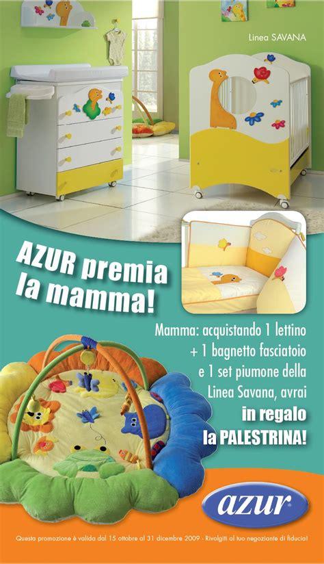 Azur Culle - promozione cameretta savana azur premia la mamma
