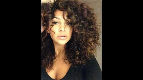 Hairstyles For Bigger by How To Get Bigger Curly Hair By Alysse