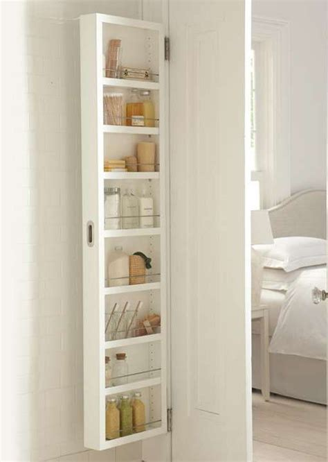 Clever storage solutions for town houses and units