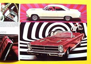 1966 Ford Fairlane Brochure | My Collectables Classifieds
