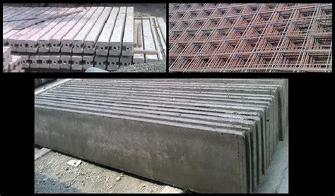 dinding beton precast concrete  beton pracetak