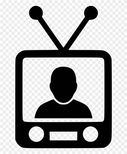 Tv Clip Clipart Television Icon Banner Pinclipart