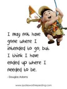 inspirational pixar up quotes