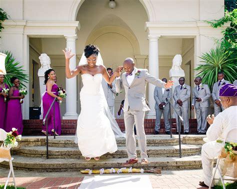 American Wedding : 5 African-american Wedding Traditions