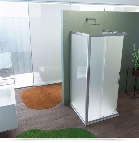 box doccia cristallo 6 mm box doccia 80x100x80cm a tre lati in cristallo da 6 mm