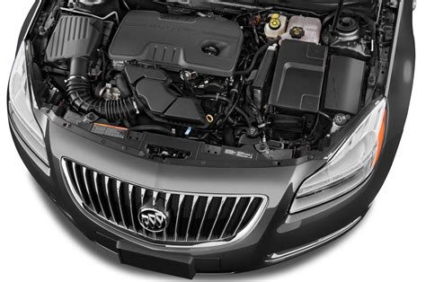 driven  buick regal gs automatic automobile magazine