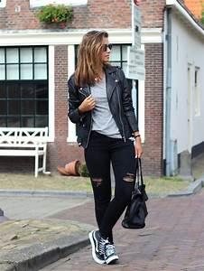 Outfit-vans-sk8-hi-slim-black - a photo on Flickriver   casual outfits   Pinterest   Vans sk8 ...
