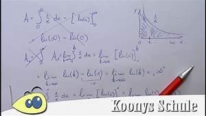Fläche Unter Graph Berechnen : fl che unter 1 x berechnen bis unendlich firsttry uneigentliche integrale youtube ~ Themetempest.com Abrechnung