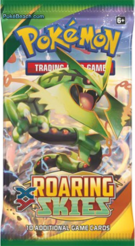 Rayquaza Ex Deck Roaring Skies by Roaring Skies Booster Pack Theme Deck And Blister Pack