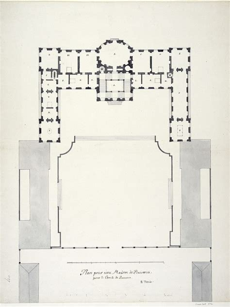 pin  xenia phillips  floor plans architectural