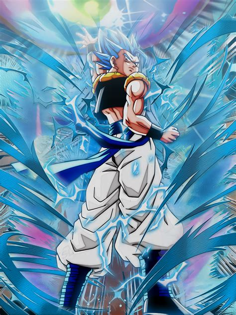 absolute judgement gogeta ssb db dokfanbattle wiki