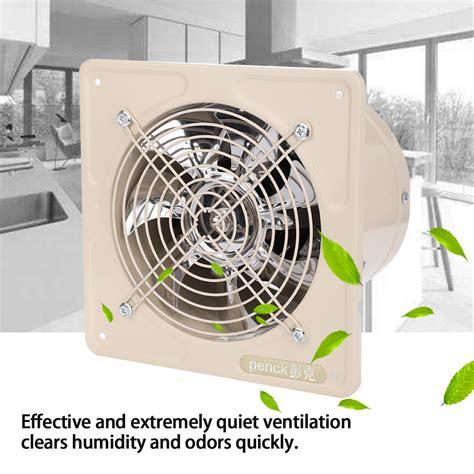 ashata   wall mounted exhaust fan  noise home