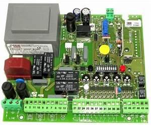 Carte Electronique Portail : carte lectronique 220v motorisation portail radio ~ Melissatoandfro.com Idées de Décoration