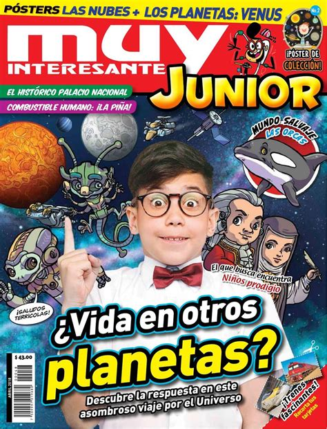 Muy Interesante Junior-Abril 2018 Magazine - Get your ...