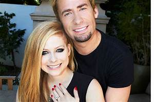 Avril Lavigne Announces Separation From Husband Chad ...