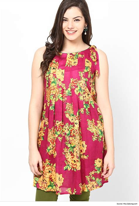 Boat Neck Kurti Tops by Top 6 Simple Yet Stylish Neck Designs For Kurtis