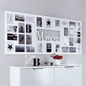 Bilderrahmen Für 4 Bilder : bilderrahmen moments wei g nstig online kaufen mein sch ner garten shop ~ Watch28wear.com Haus und Dekorationen