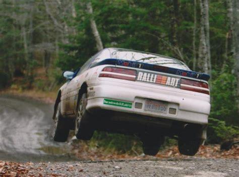 1992 Mitsubishi Eclipse Gsx by Open Class Ch 1992 Mitsubishi Eclipse Gsx Rally Car