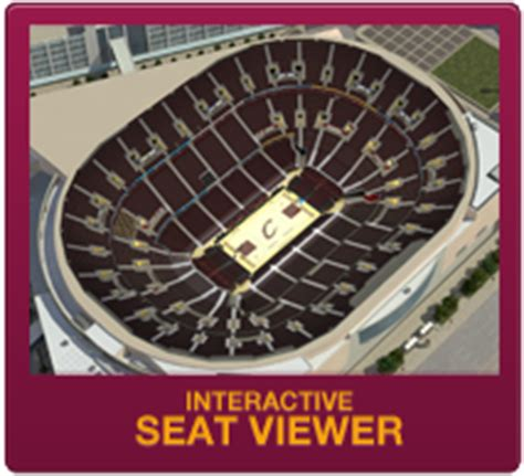 Cavs Floor Seat Viewer by Cleveland Cavaliers