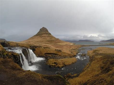 Kirkjufell Is The Most Photographed Mountain In Iceland