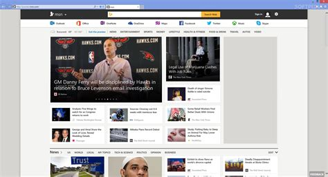 Microsoft Launches Completely Redesigned Msn Portal