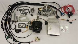 Complete Tbi Fuel Injection Conversion Jeep Fuel Injection