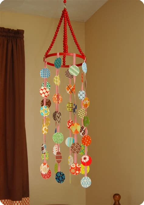 Make Your Own Nursery Mobile by Loveb3ingpreggie Make Your Own Crib Mobile Diy