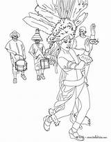 Parade Rio Carnival Coloring Samba Getdrawings sketch template