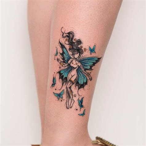 fairy tattoo  tattoo ideas gallery