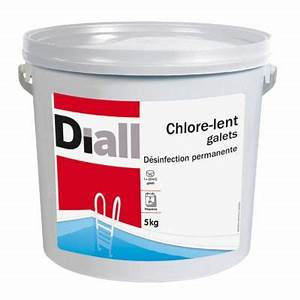 Galet De Chlore : diall chlore lent galets 5kg deal castorama offre ~ Edinachiropracticcenter.com Idées de Décoration