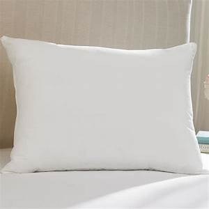 Allerease hot water washable allergy protection 20 in x for Allerease king pillow