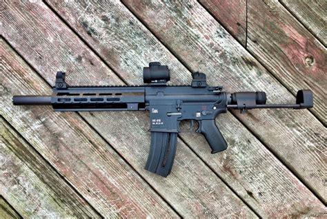 hk  lr pistol  firearm blogthe firearm blog