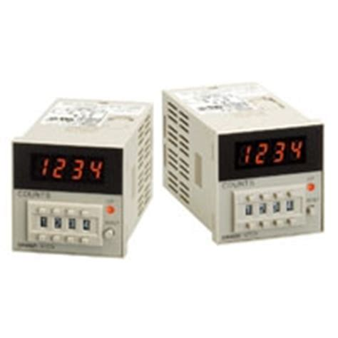 solid state countertops h7cn solid state counter features omron industrial