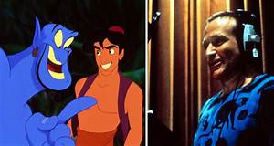 Robin Williams' never-before-seen outtakes from 'Aladdin ...