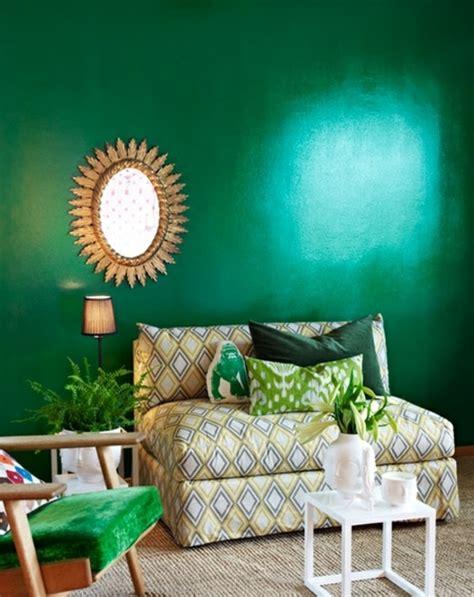 trendfarbe smaragdgruen integrieren sie ihre