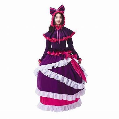Overlord Shalltear Cosplay Bloodfallen Custom Costume Adult
